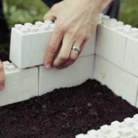 When LEGOS go green: TogetherFarm Creates Stackable Blocks for Modular 'Anywhere' Gardens