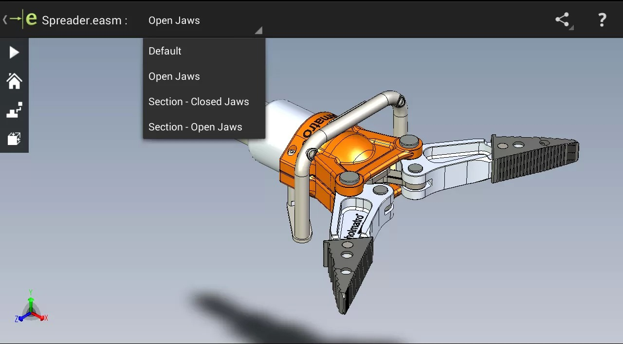 Droid Fans Rejoice  SolidWorks eDrawings for Android Now