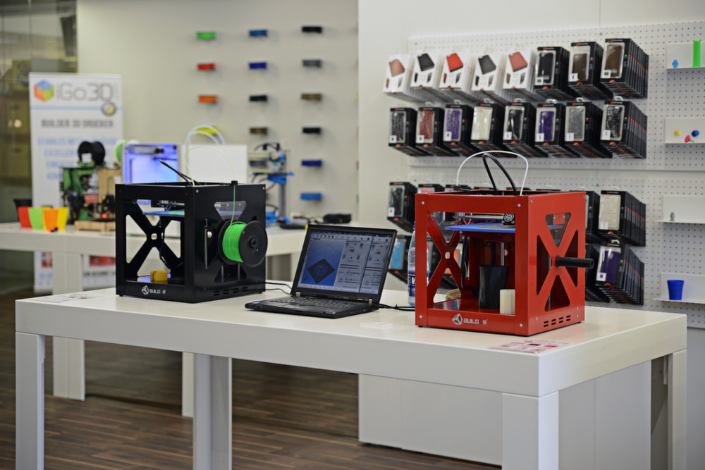 Igo3d is the first and fanciest 3d print store in for 3d printer layouts
