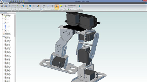 CAD Design Software Computer-Aided