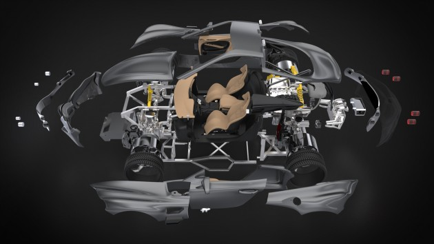 fusion360-keyshot-concept-car