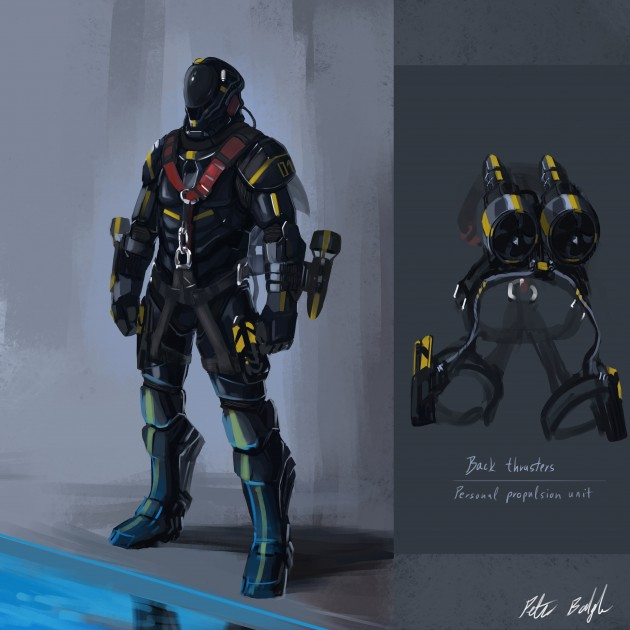 Future-Concept Fitting-x2-Underwater-Jet-Pack-System
