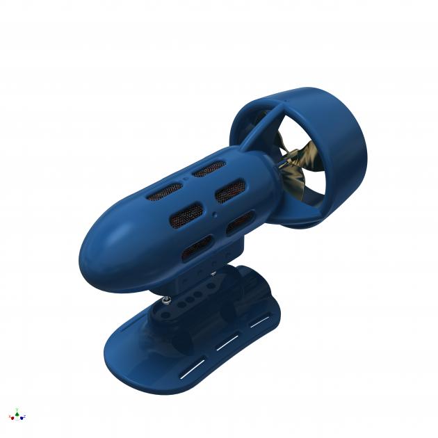 Hydra-Isometric View-x2-Underwater-Jet-Pack