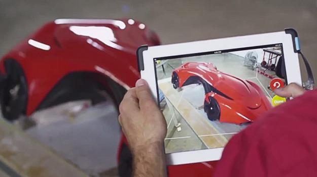 Ces 2014 3d Systems Announces Isense 3d Scanner For Ipad