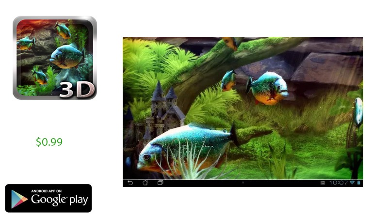 Aquarium3D