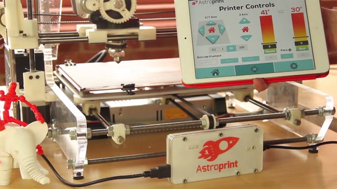 3 d printing soligen and other companies
