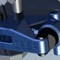 Three Questions: Allan Crisp Talks About The Crisp Brake MTB