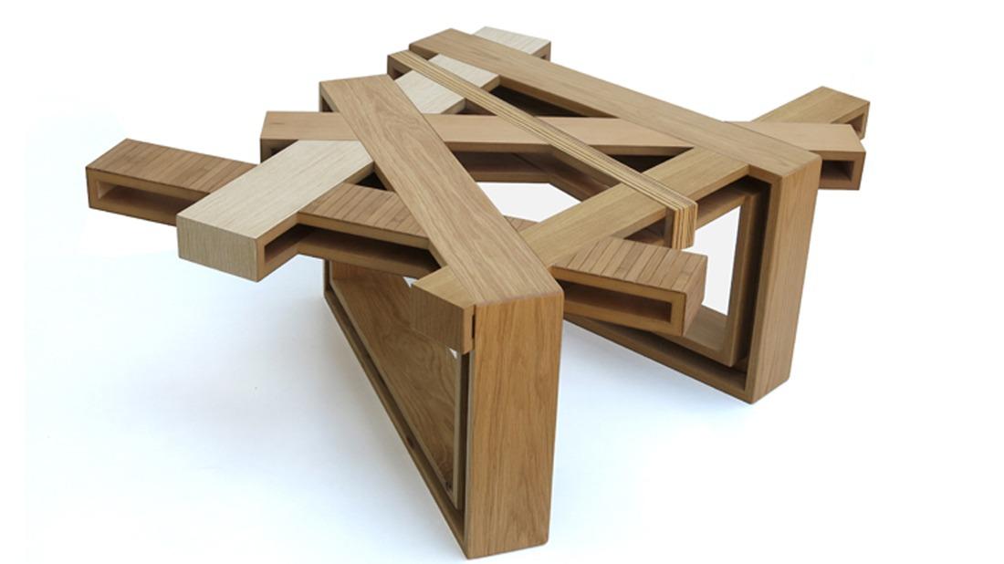 Maker Galaxy E26 Sustainable Furniture Design Eli