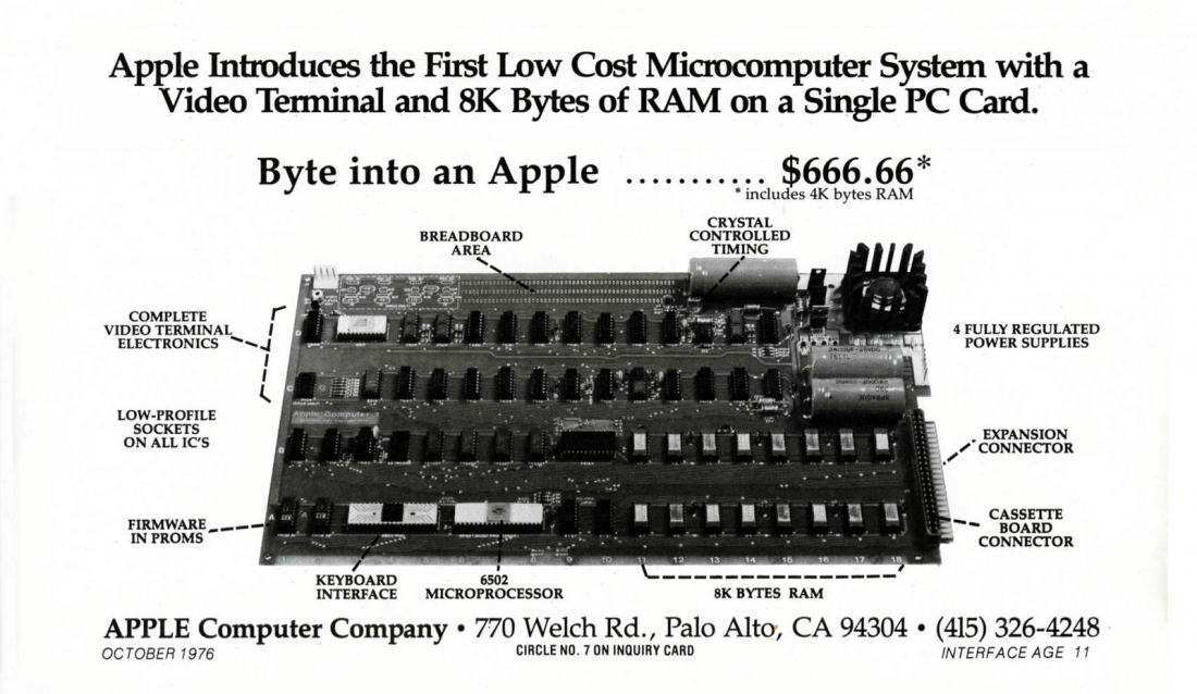 Learn How to Build an Apple 1 Replica From Scratch with Ben