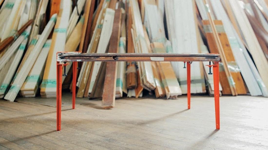 The Floyd Leg Utility Set Create Your Own Utility Table