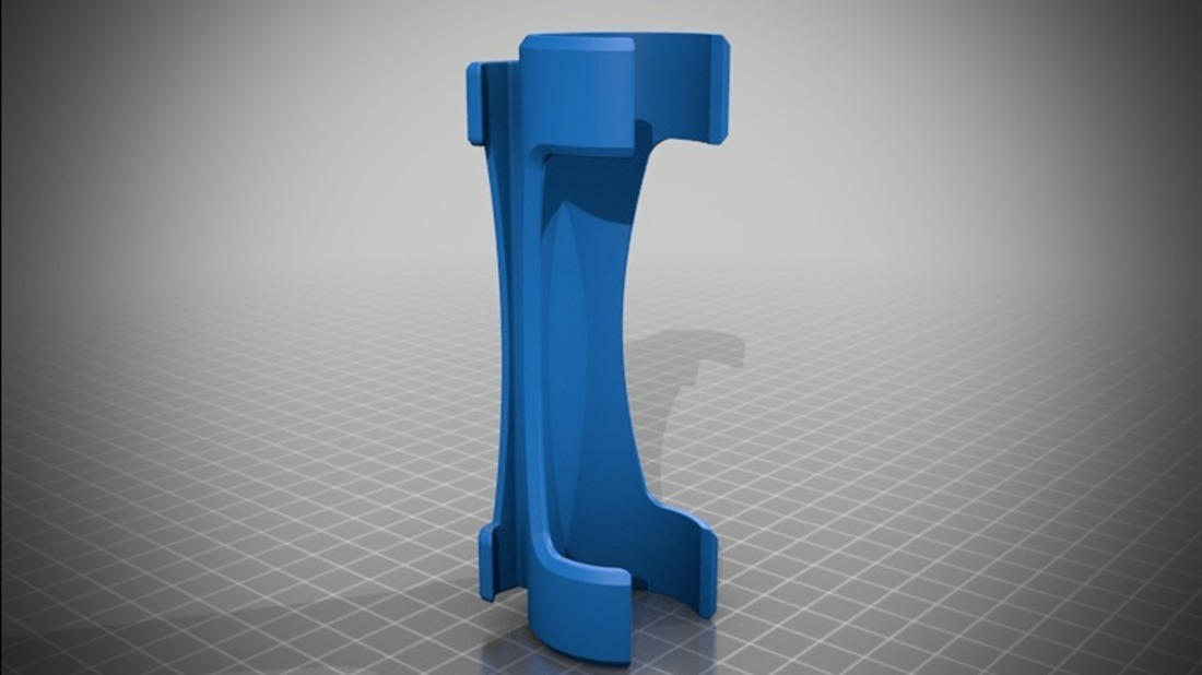 Hoover Sets up Shop on Thingiverse to Offer 3D Printed
