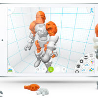 Tinkerplay is the Posable Robot Making App You (and Your Kids) Will Play for Hours