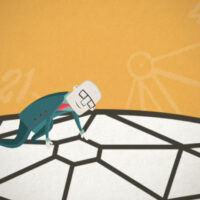 Old Buckminster Fuller Interviews Come to Life in New PBS Animated Short