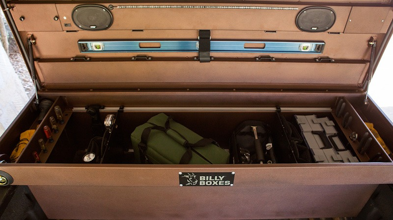 Billy Boxes Crush Custom Tool Box Design And Upgrade Your