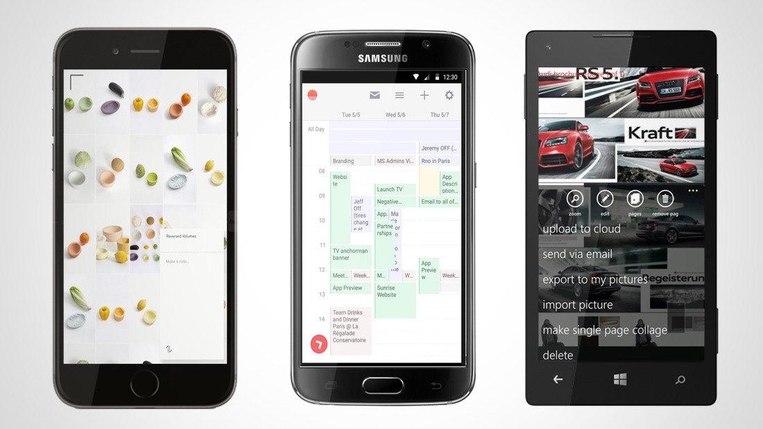 Weekly App Smack 24 15: Curator, SmartUp, WPS Office, Sunrise