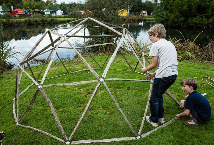 hubs-solidsmack-00003 & You Can Now Build Your Own Geodesic Dome at Home in Under an Hour ...
