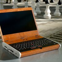 Behind the Design: The Hand-Crafted Wood + Aluminum Novena Heirloom Laptop