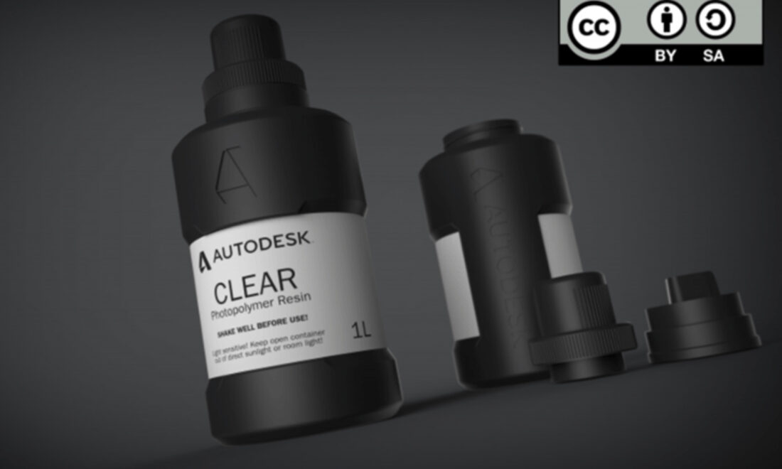 Autodesk has also released the formula mix for their Clear Polymer Resin for those who wish to make their own.