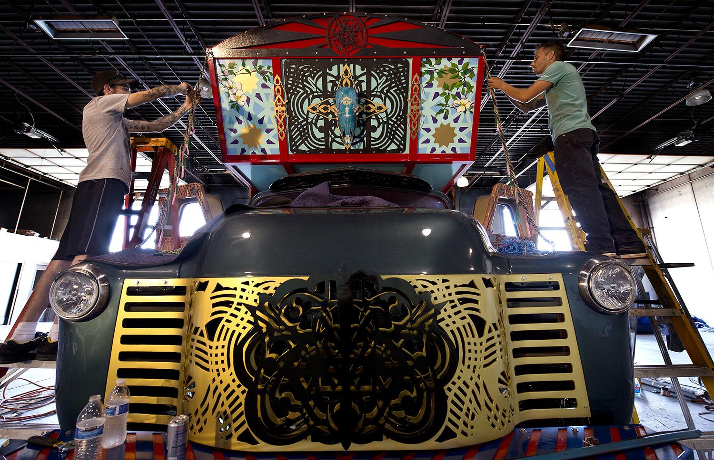 Museum Of Arts And Design Hours : Digifabres kansas city artist asheer akram presents