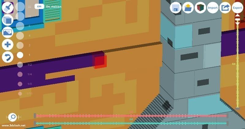3D Slash Is Web-based 3D Modeling Fun Enough for Kids