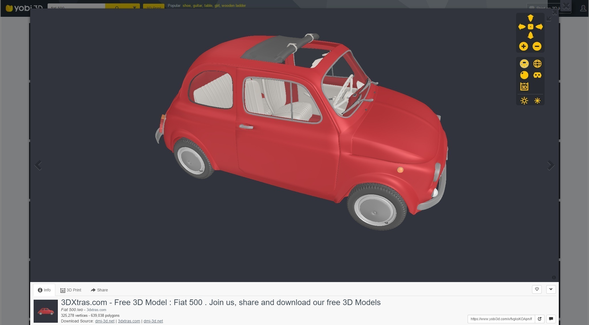 Yobi3D Model Search Finds the Most 3D Printable File (And Anything