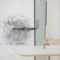 This Flying Pantograph Drone Could Make Vertical Whiteboard Sketching Obsolete
