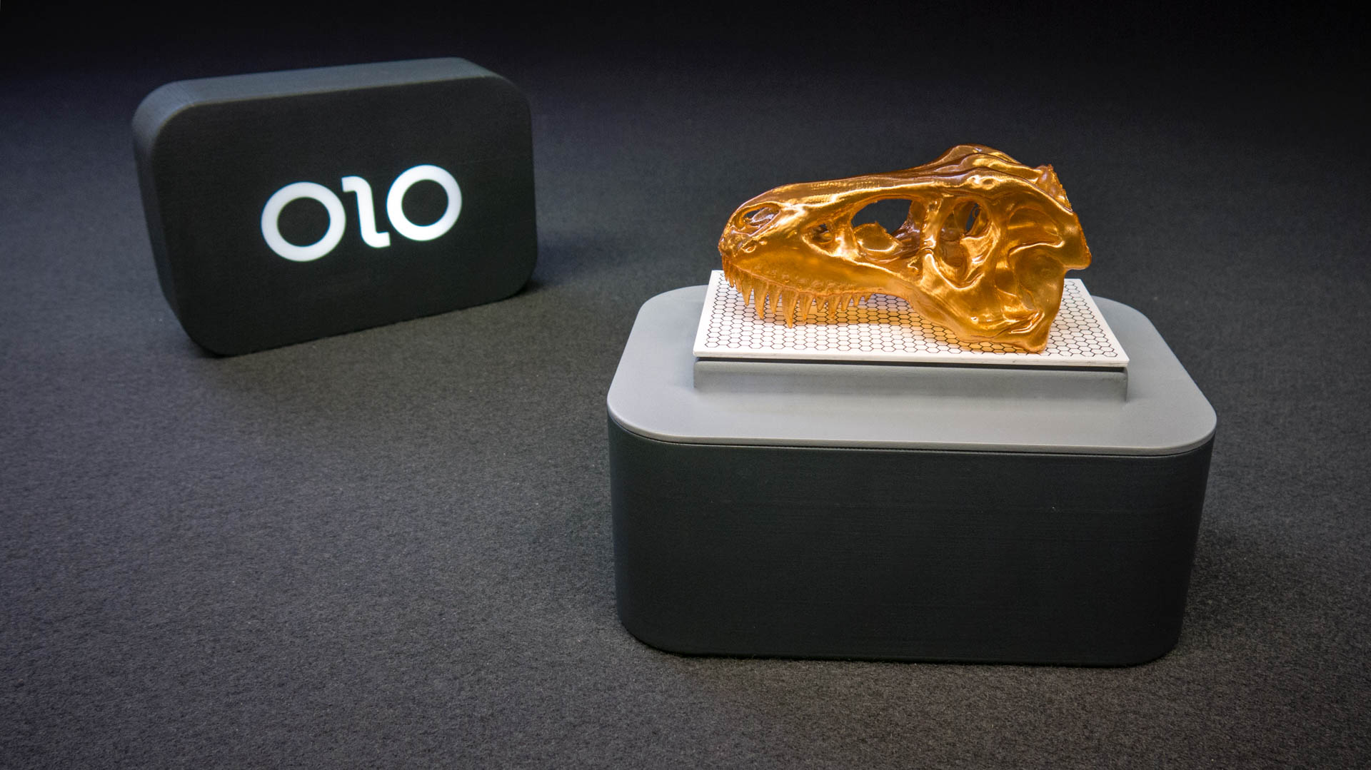 Olo Is The First Smartphone Powered 3d Printer And We