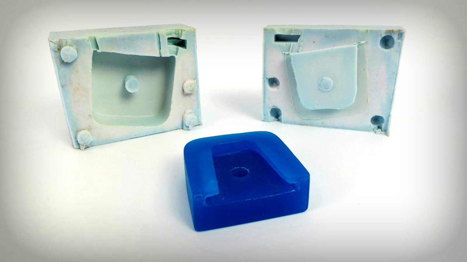 How To Rock Two-Part Silicon Mold Making [Part 2] - SolidSmack