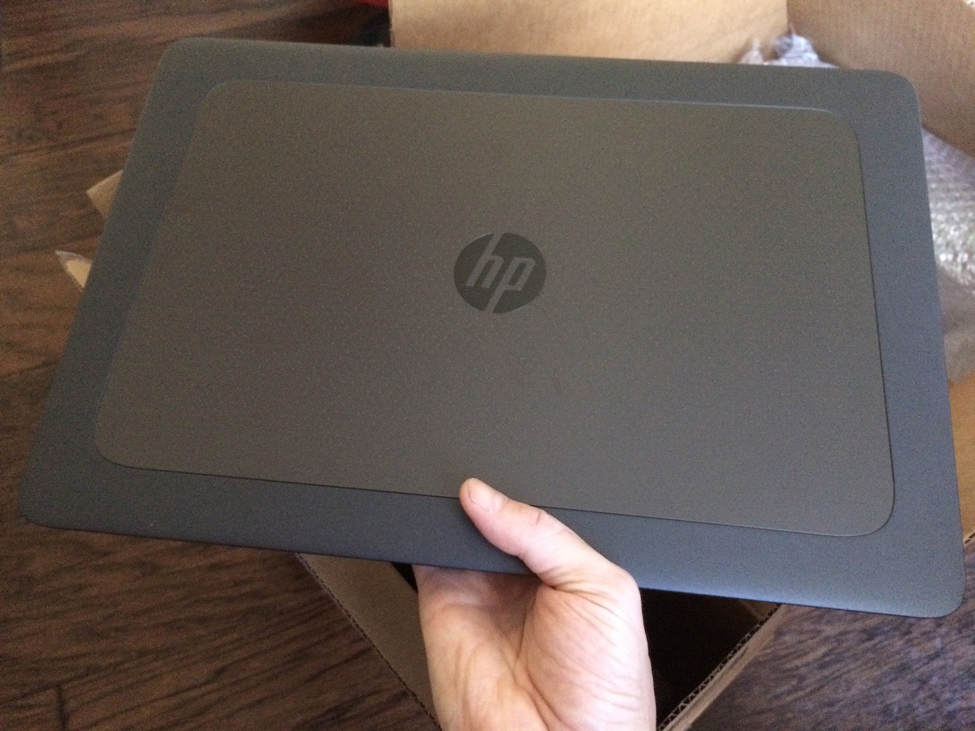 HP ZBook 15 G3 Mobile Workstation [Review] - SolidSmack