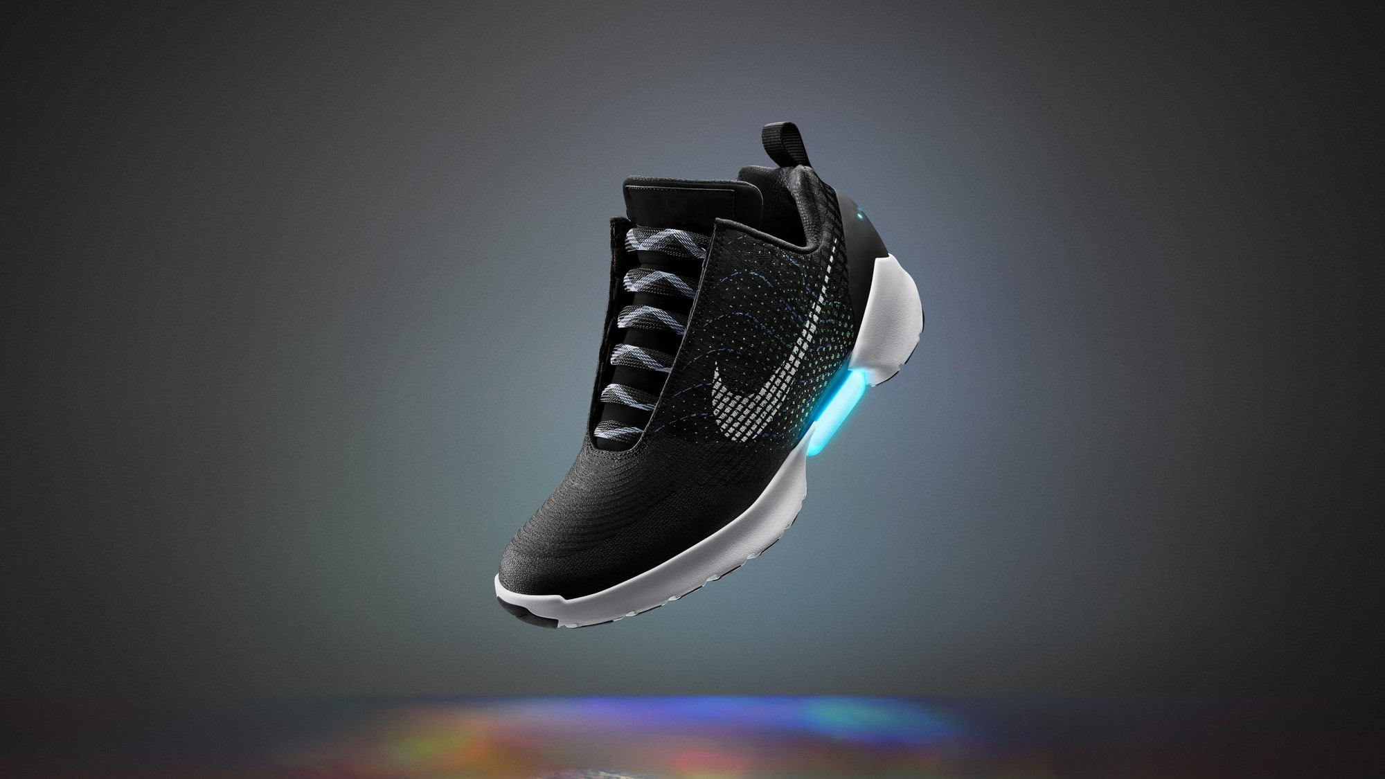 Nike HyperAdapt 1.0 Shoes Feature Mechanized, Auto-lacing Technology -  SolidSmack