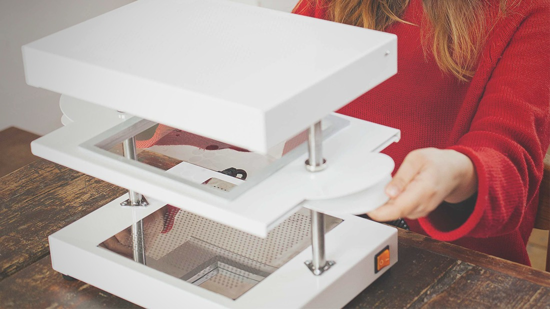The 349 Formbox Brings All In One Vacuum Forming To Your