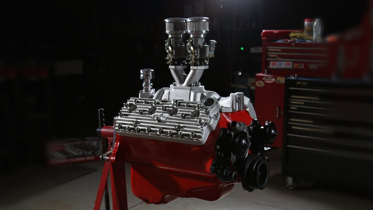 Watch This Incredible Time-lapse of a Flathead Ford V-8