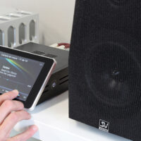 Rasptouch Opensource Audio Player, Powered by Raspberry Pi 3