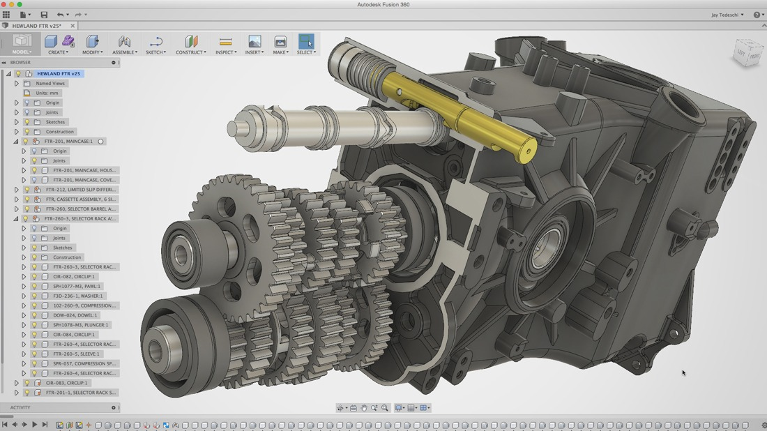 Autodesk Fusion 360 Is Priced At Just 25 Year For Today S