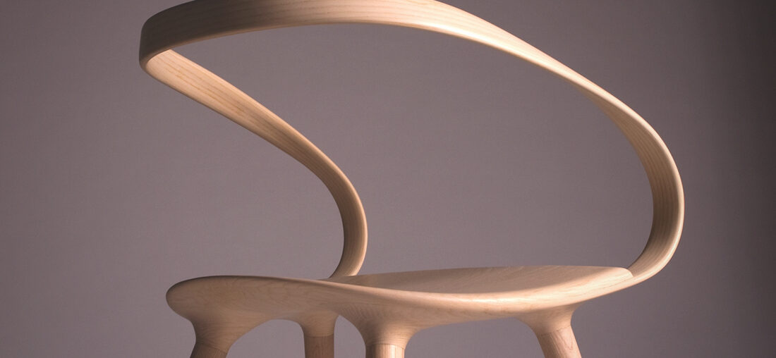 This Insane Bent Plywood Chair Is, Bent Plywood Furniture