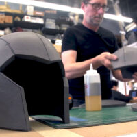 How to Make a Cosplay Helmet from Mat Foam in 5 Simple Steps