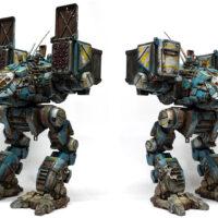 Model of the Week: Catapult MechWarrior [BattleTech! GO!]