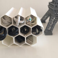 Model of the Week: Cable Hive [Cord Honey!]