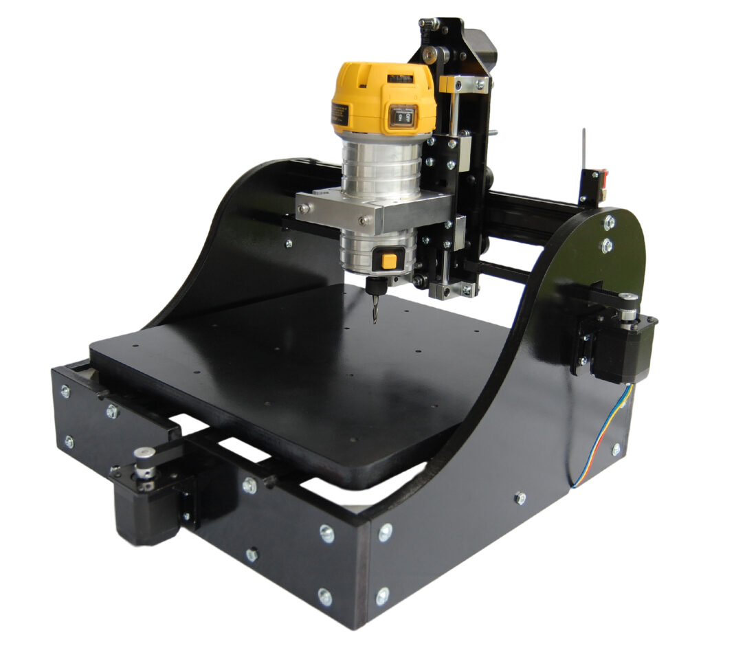 This Desktop Cnc Machine Gets You Milling For Under 500