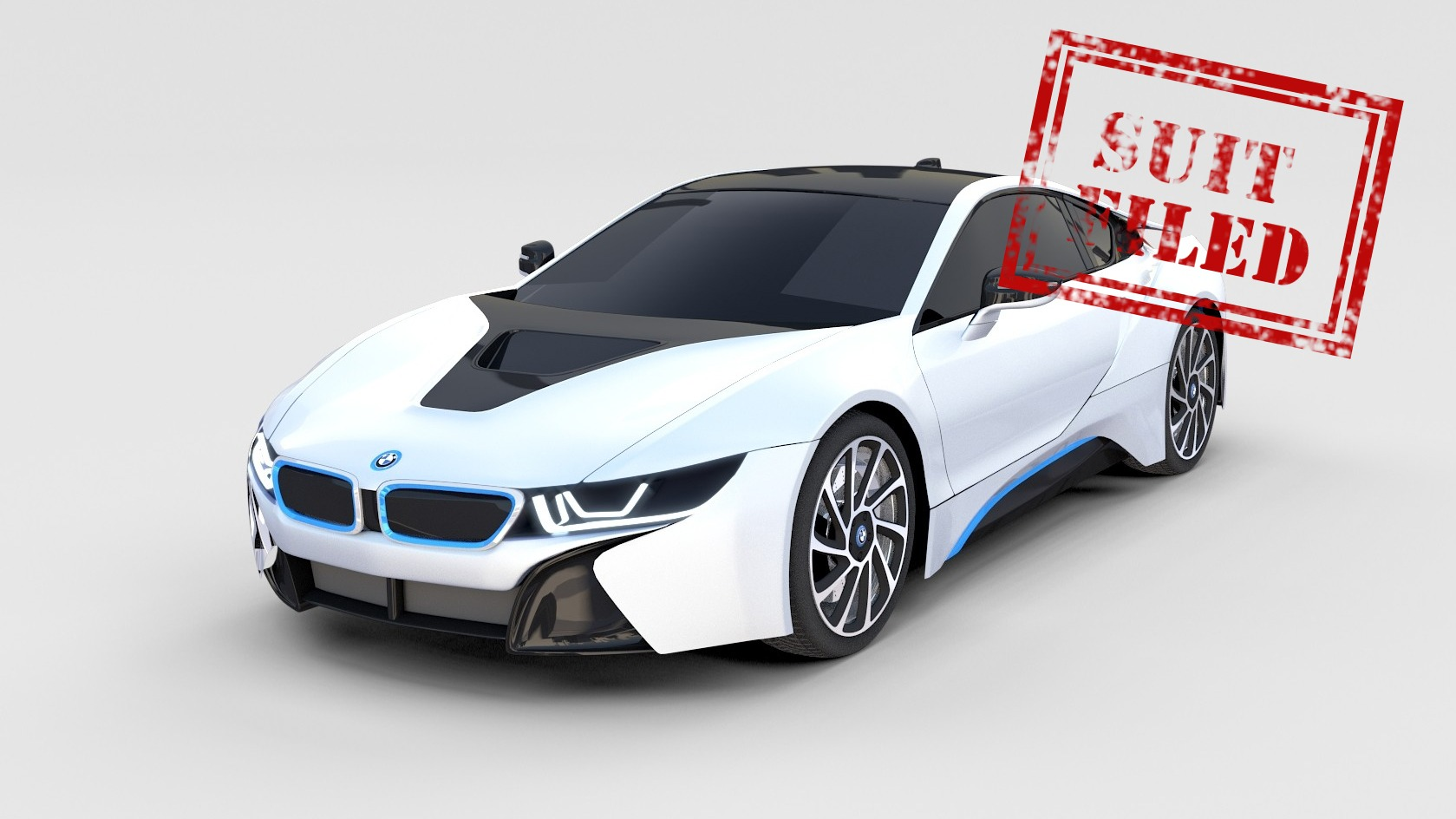 BMW Group Sues Turbosquid for Selling 3D Models of Their Car Designs