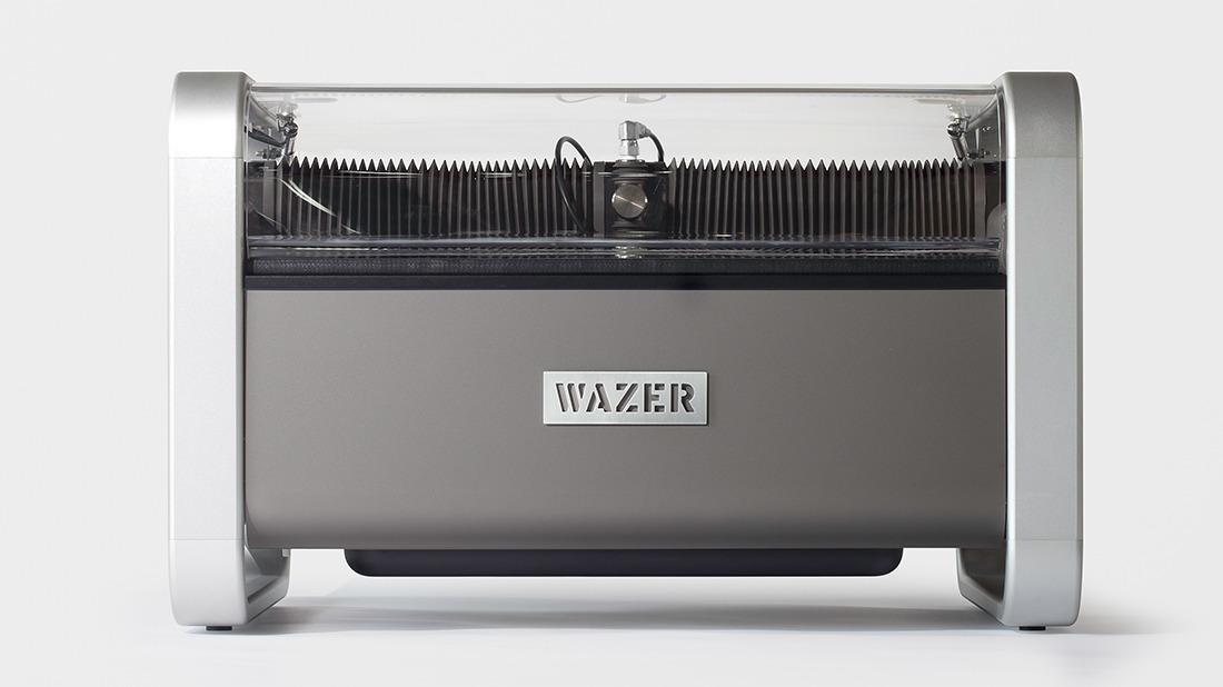 The World's First Desktop Waterjet Cutting Machine Has Already