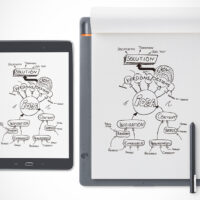 Wacom's New Paper Smartpads Instantly Turn Your Analog Sketches Into Digital Vectors
