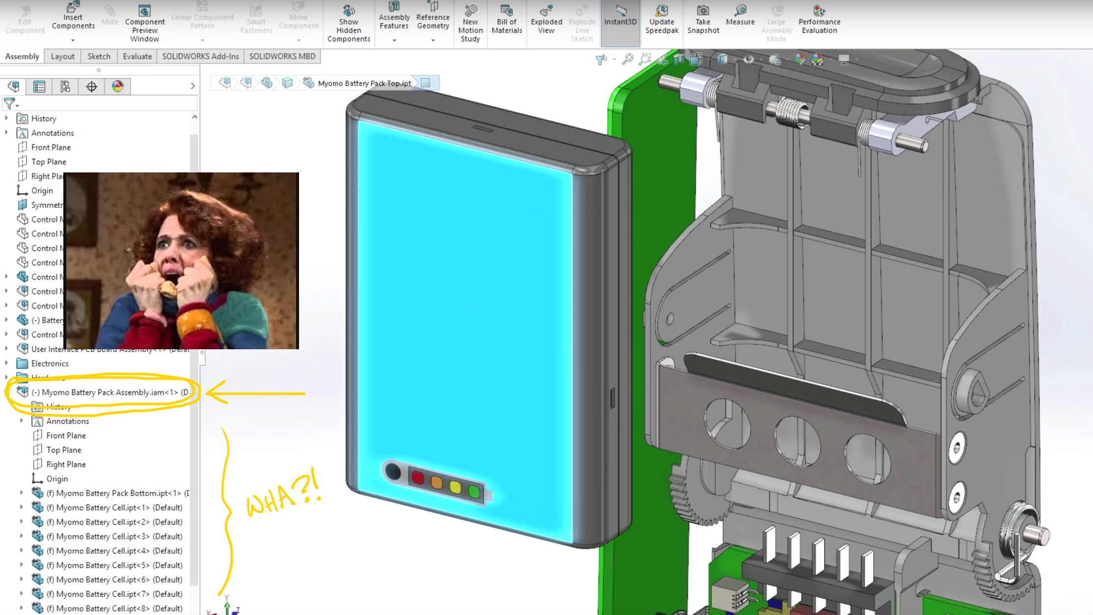 First Creo Unite, Then Inventor AnyCAD, Now SolidWorks 3D