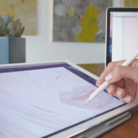 Duet Display Pro Turns the Apple Pro Into a Professional Graphics Tablet for $20