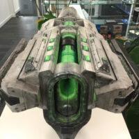 Designer Kirby Downey Bring Doom's BFG to Life