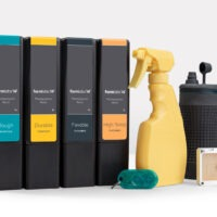 New Formlabs Engineering Resins Fistbump Manufacturing in the Face