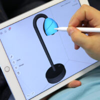 Shapr3D for iPad Pro Adds Sketch Constraints, Dimensioning and More