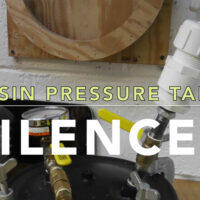 How To Make a DIY Pressure Pot Exhaust Silencer