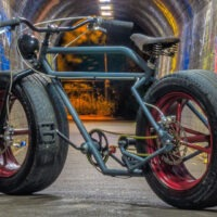 Learn How to Make This Awesome Fat Tire Bike