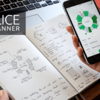 Slice Planner Merges Paper and Digital Through A Unique Visual UI